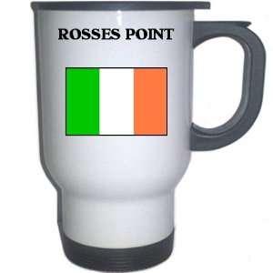 Ireland   ROSSES POINT White Stainless Steel Mug