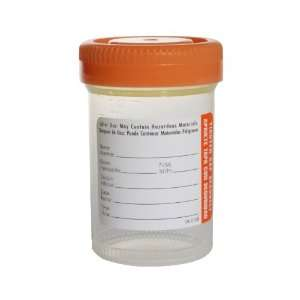Samco Scientific 03 0192 Non Sterile Specimen Container with 48mm