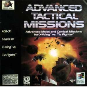Tactical Missions (Add On Levels For X Wing VS. Tie Fighter): Software