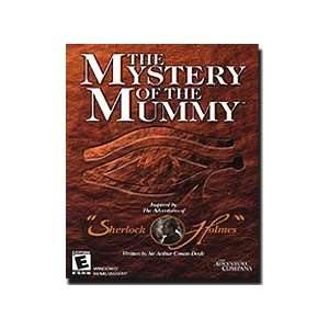The Mystery of the Mummy   A Sherlock Holmes Adventure