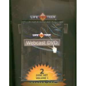 Life Teen Webcast DVD and Leader Manual