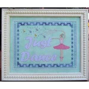 Just Dance   Cross Stitch Pattern
