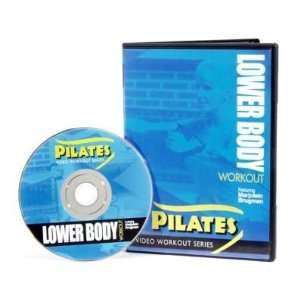 Pilates Lower Body Workout by Marjolein Brugman DVD Video