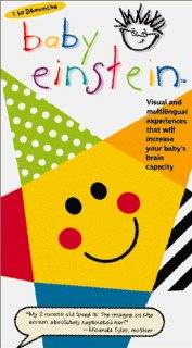 Baby Einstein [VHS] Explore similar items