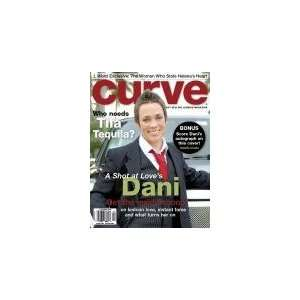 Curve Magazine: Dani Campbell (April 2008): Books