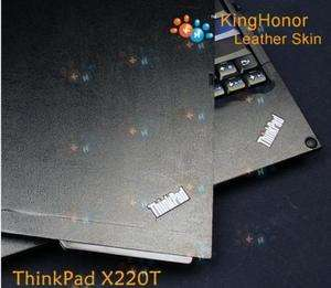 KH Special Laptop leather Skin Fit ThinkPad X220t