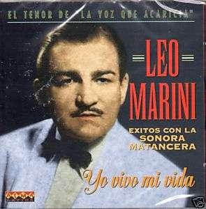 LEO MARINI/YO VIVO MI VIDA CD
