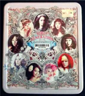 SNSD autographed The Boys PROMO CD Girls Generation signed Not For
