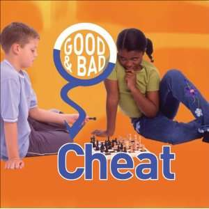 Cheat (Good & Bad) (9781842343968) Janine Amos Books