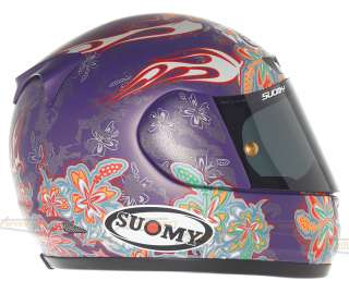 Suomy Apex Flowers Full Face Helmet LG
