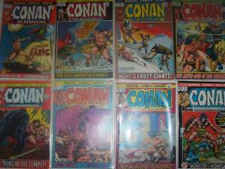 Conan 500 comic master collection 1up Kull red sonja