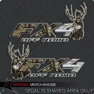 FX4 Ford Duck Hunting Decals Off Road Camo Explore