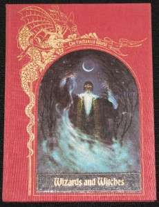 THE ENCHANTED WORLD, WIZARDS & WITCHES, Time Life Books