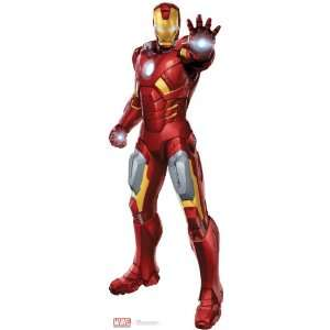The Avengers Iron Man Standup Party Supplies