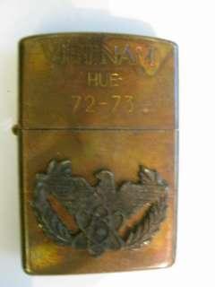 VINTAGE VIETNAM WAR HUE 72 73   AMERICAN EAGLE