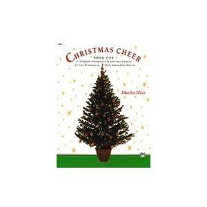 Alfred Publishing 00 6680 Christmas Cheer, Book 1 Musical
