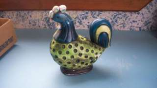 Retro Rooster Figurine # 1330