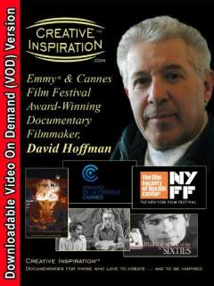 Creative Inspiration(tm) Emmy(r) & Cannes Film Festival Award Winning