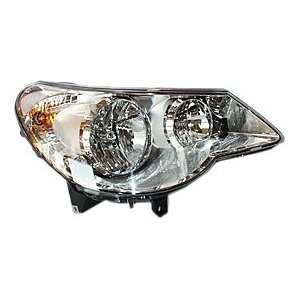 TYC 20 6839 00 Chrysler Sebring Passenger Side Headlight