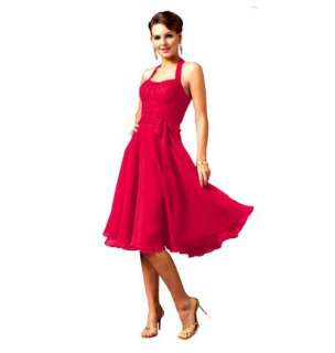 Womens Sexy Formal Party Evening Bridesmaid Cocktail Dresses US/UK/AU