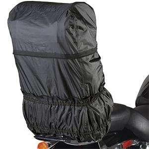 Master Rain Cover for Nylon Cruiser II Sissybar Bag   X Large/Black
