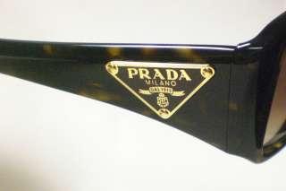 NEW PRADA SPR 16L SPR16L HAVANA 2AU 6S1 AUTH SUNGLASSES