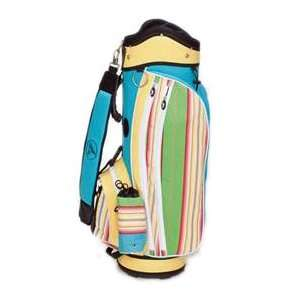 Sassy Caddy Spicy Ladies Golf Bag: Sports & Outdoors