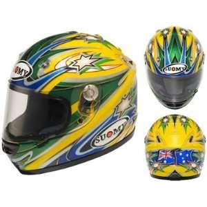 Suomy Vandal Motorcycle Helmet   Bayliss