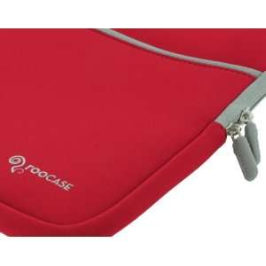 Neoprene Sleeve Case (Red) for HP Promo 8530P 15.4 Inch Electronics