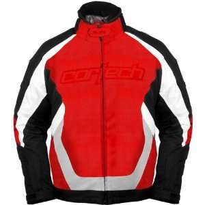 Snowcross Jacket Red/Black Extra Small XS 8900 0101 03 Automotive