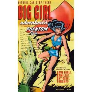 Big Girl Adventures #1: Bill Black, Matt Baker, Bob Powell, Bill