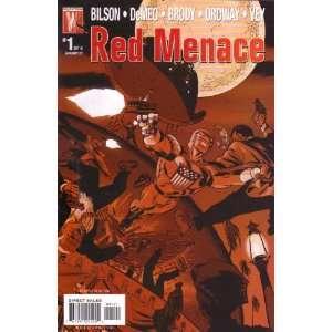 Red Menace #1 Bilson Books