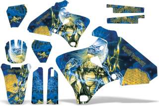 AMR RACING GRAPHICS KIT YAMAHA YZ400F YZ 400F 1998 1999