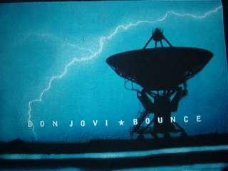 BON JOVI CONCERT SHIRT Jon BOUNCE TOUR rock XL