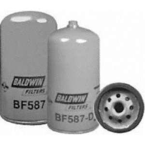 Baldwin BF587D Heavy Duty Diesel Fuel Spin On Filter Automotive