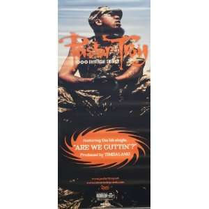 Pastor Troy Universal Soldier Double Sided Vinyl Banner