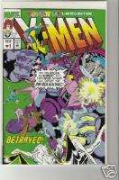 Marvel X Men Comic Book Limited Edition #1 Toys R Us |