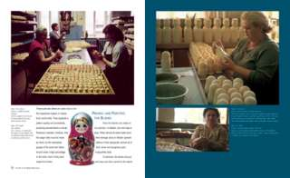 Russian Nesting Doll Book ART OF MATROYSHKA