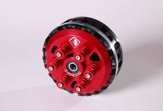 DUCATI SLIPPER CLUTCH 6 SPRING   RED,BLACK,YELLOW,BLUE