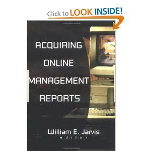 Acquiring Online Management Reports (Acquisitions Librarian Series)