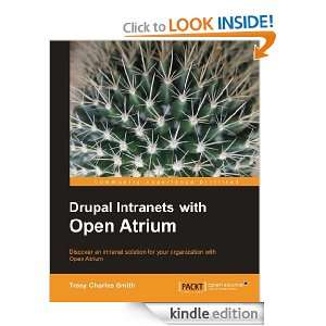 Intranets with Open Atrium: Tracy Smith:  Kindle Store
