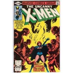 Men #134   1st Series   John Byrne   Phoenix (1) John Byrne Books