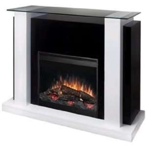 Dimplex Bella Contemporary Electric Fireplace Home & Kitchen