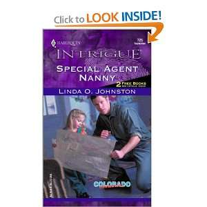 Special Agent Nanny (Harlequin Intrigue No. 725) (Colorado