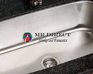 gauge stainless steel undermount kitchen sink 40 60 double b