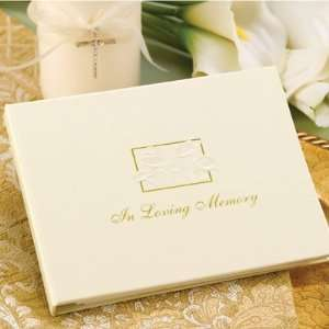 In Loving Memory Calla Lilies Guest Book: Everything Else
