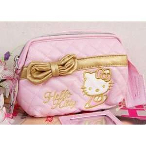 Cute Hello Kitty Soft Leather Cosmetic Bag/Make up Bag/Cosmetic