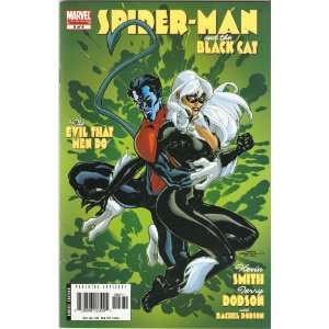 Spider man and the Black Cat: The Evil That Men Do #5