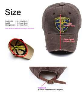 Style Unisex Vintage Baseball Caps Hats Men and Women Ball Caps