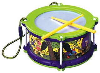 MARCHING DRUM ~ HOHNER KIDS ~ FUN PRESCHOOL TOY !!